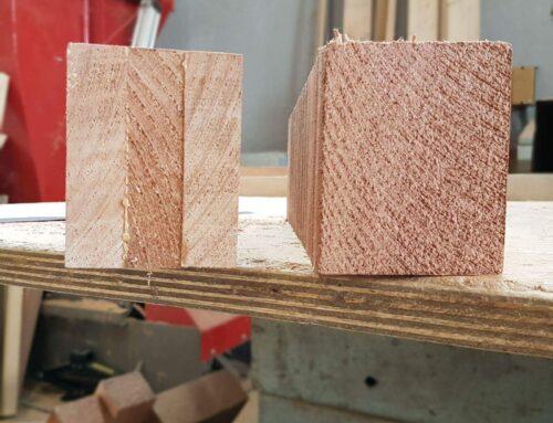 Differenze tra legno massello e legno lamellare